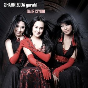 """""""Qalb isyoni"""" album cover"""
